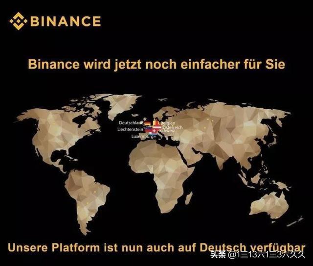 币安  Binance插图(4)