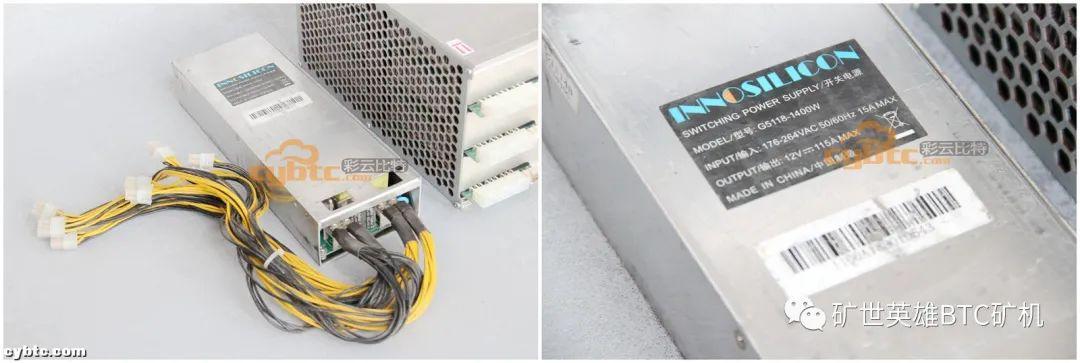 ETH矿机 INNOSILICON A10 Pro测评插图(4)
