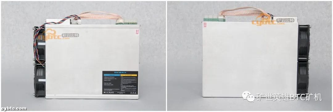ETH矿机 INNOSILICON A10 Pro测评插图(2)