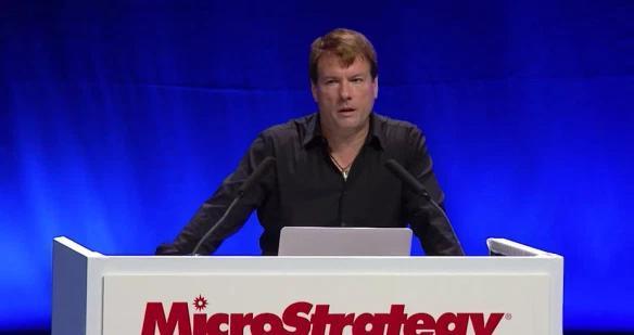MicroStrategy:一家花费4亿美元购买比特币的上市公司