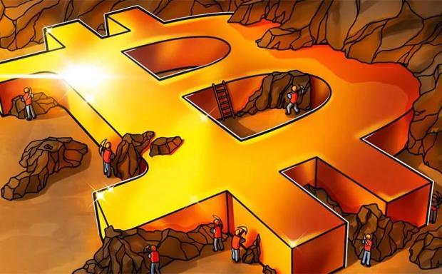 只有250万BTC可用于采矿