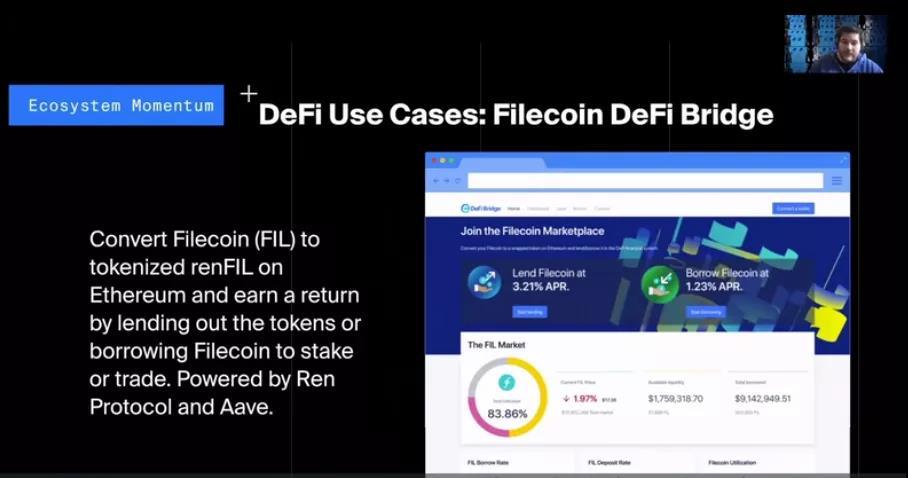 胡安致辞:filecoin网络的现状与应用前景插图12