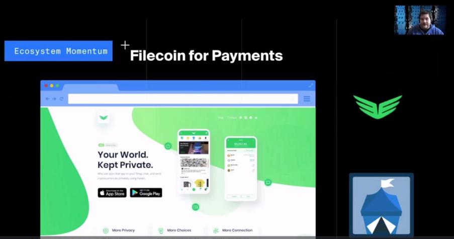 胡安致辞:filecoin网络的现状与应用前景插图14