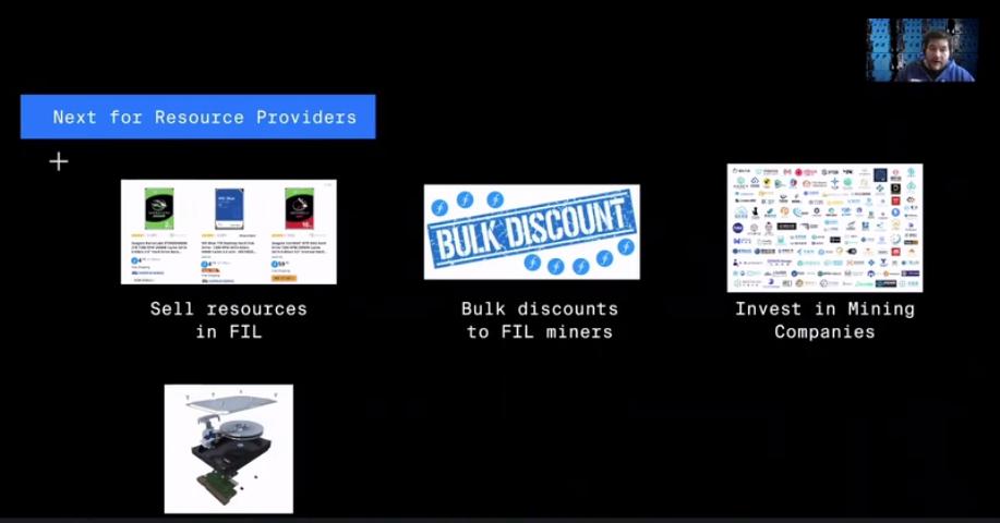 胡安致辞:filecoin网络的现状与应用前景插图33