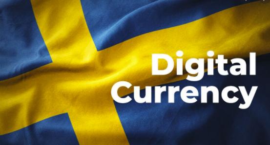 瑞典正在寻求使用自己的加密货币,或者成为第一个无现金的国家