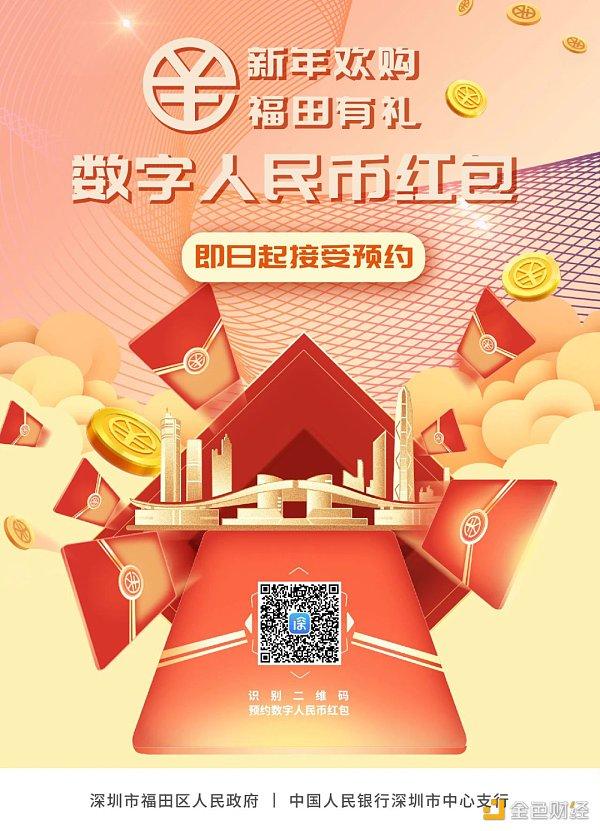 2000万元人民币数字红包即将到来,深圳个人可参与预约抽签插图