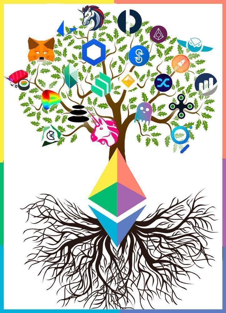 从生物学角度解读以太坊的价值:信任之树与德菲之叶插图