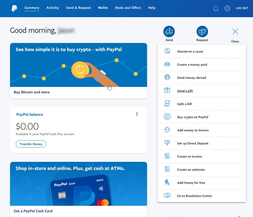 如何使用PayPal购买比特币(更新2021)插图1