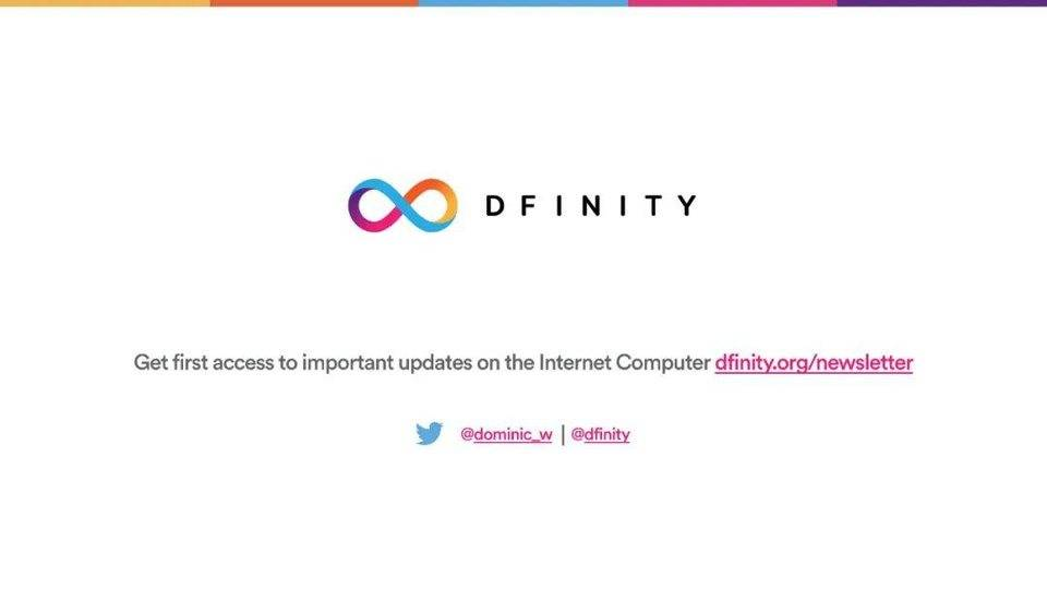 Dominic Williams 详述互联网计算机本质特征与 DFINITY 规划插图41