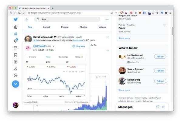 如何访问Web3.0?mask network创始人介绍产品功能和隐私功能插图4