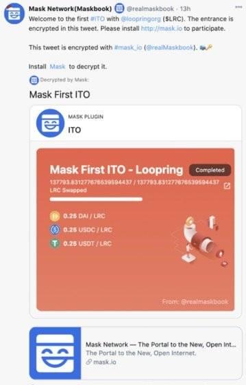 如何访问Web3.0?mask network创始人介绍产品功能和隐私功能插图10