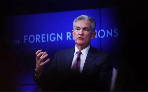 美联储主席鲍威尔:正研究稳定币风险,不急于发行央行数字货币