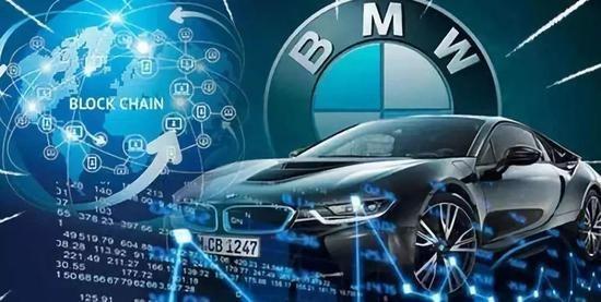 汽车领域的激烈竞争:区块链应用