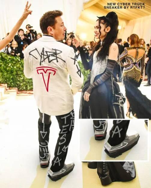 """马斯克被""""带货"""",NFT""""炒鞋""""蔓延时尚圈"""