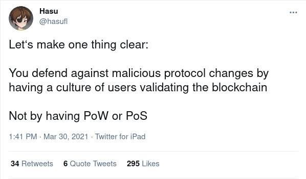 「非农数据公布时间」区块链可扩展性的局限性Vitalik Buterin 反驳马斯克的狗狗币扩展方式 (http://www.wanbangwuliu.com/) 比特币行情 第3张