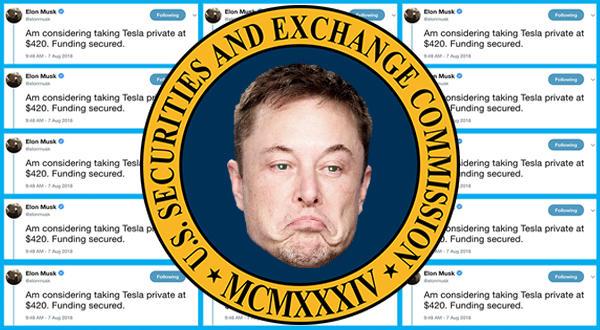 币世界-马斯克推特大战 SEC, 社交媒体时代企业与监管的隐形战争