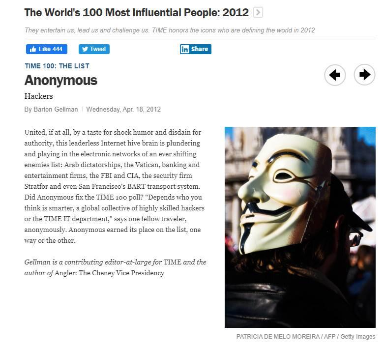 特斯拉创始人马斯克遭黑客组织 Anonymous 舆论轰炸