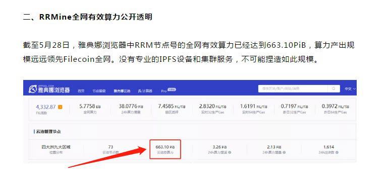 【曝光】人人矿场矿机数量远不及宣传,2万会员只有663P算力?