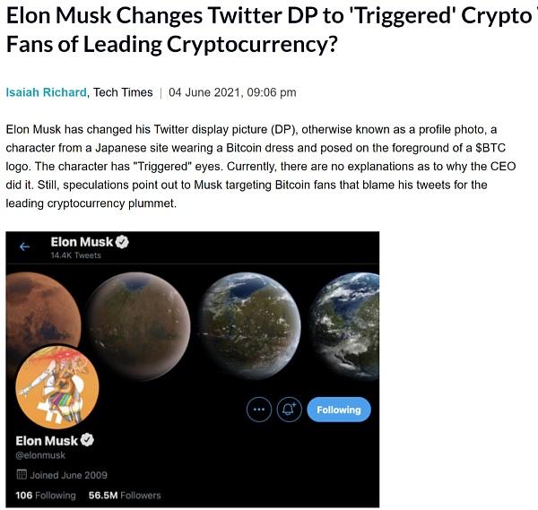 """深度揭秘:马斯克""""推特炒币""""背后的5000亿资本骗局"""