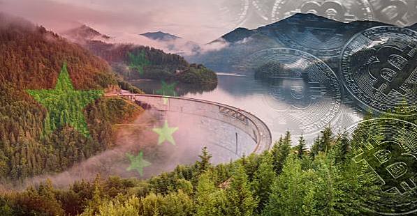 """中国的矿工计划——""""走向绿色"""""""