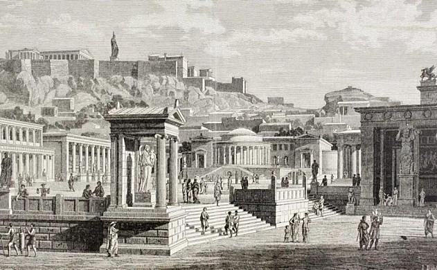 从雅典到分散化金融,了解defi的发展