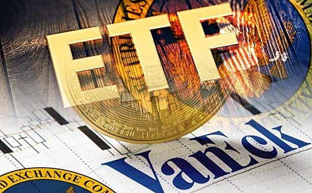 范艾克向证交会提交了比特币期货共同基金的招股说明书
