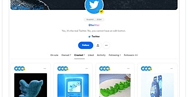 Twitter也开始关注NFT?