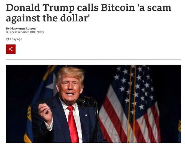 拒绝恐慌 理性的看待对加密市场的新闻报道