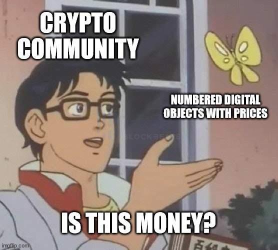 不要再把比特币看作货币了