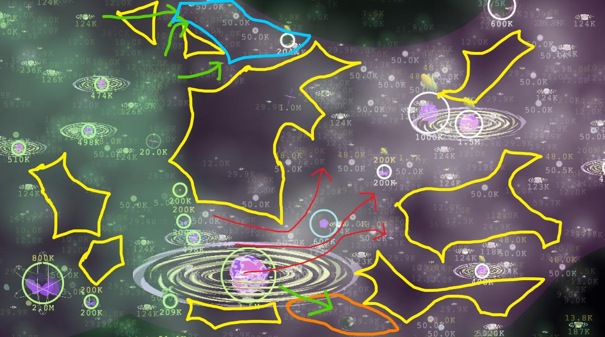 一文了解Dark Forest顶级玩家眼中的黑暗森林战争艺术
