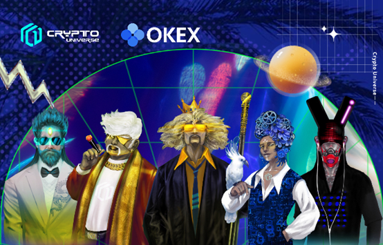 "OKExNFT开启首批NFT发售,3大热门GameFi项目""尝鲜"""