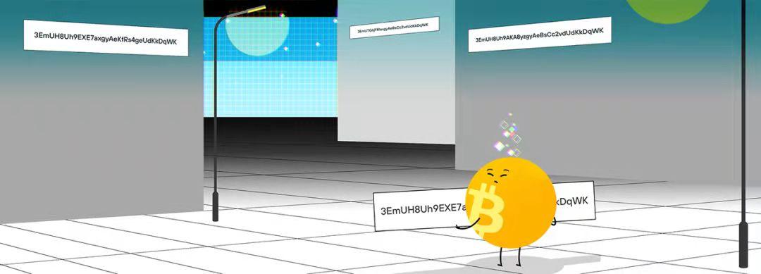 科普 :比特币地址的类和钱包的用法